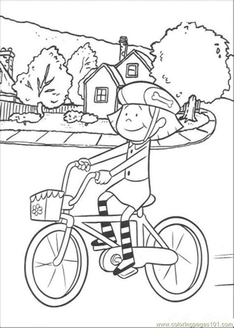 motorcycle coloring pages pdf iding her cycle coloring page coloring page free bikes