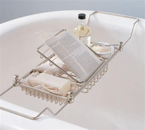 clawfoot bathtub caddy mercer bathtub caddy