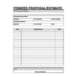 free printable contractor forms home