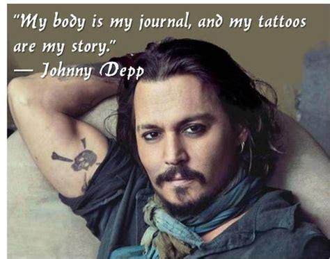 tattoo quotes johnny depp johnny depp quote johnny depp quote tattoo body art