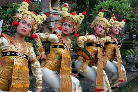 The Balinese traditional and musicians in bali indonesia