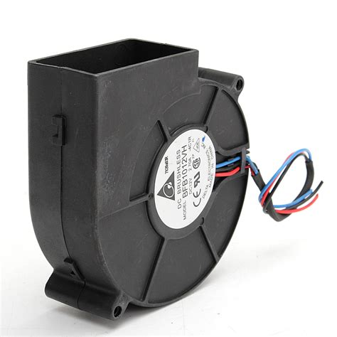 barbecue fan air blower dc 12v air blower bbq cooking cooler blower fan for