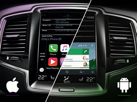 carplay for android android auto vs apple carplay stuff