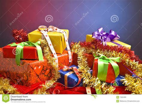 imagenes navidad libres regalos de navidad im 225 genes de archivo libres de regal 237 as