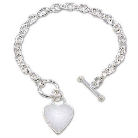 sterling silver inspired charm bracelet