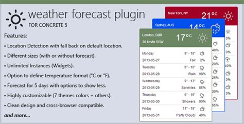 weather report script sle the ultimate weather plugin list lightning