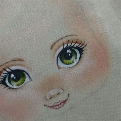 como pintar ojos de munecas pin de mch en ojitos pinterest mu 241 ecas ojos y caras