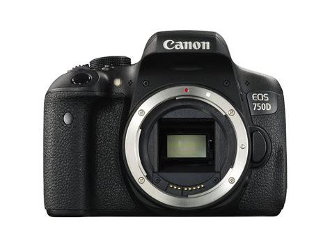 digital slr price canon eos 750d only digital slr