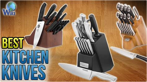 top 10 kitchen knives of 2018 review