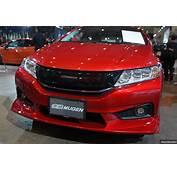 Mugen Shows Off Pimped Up Honda Grace City Hybrid At