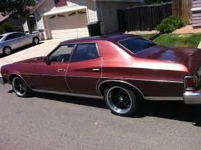 1975 Ford Gran Torino 1975 Ford Gran Torino For Sale Roseville California