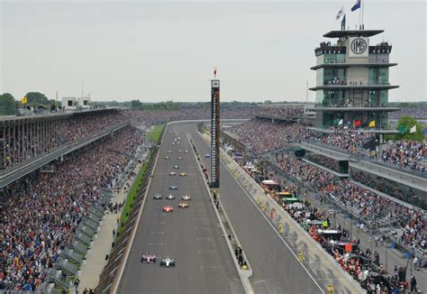 does indianapolis motor speedway have lights indianapolis speedway adds verizon das