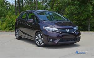 Honda Fit 2015 2015 Honda Fit Ex L Review Test Drive