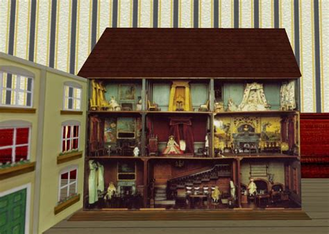 the house of dolls arsvivendi victorian doll house