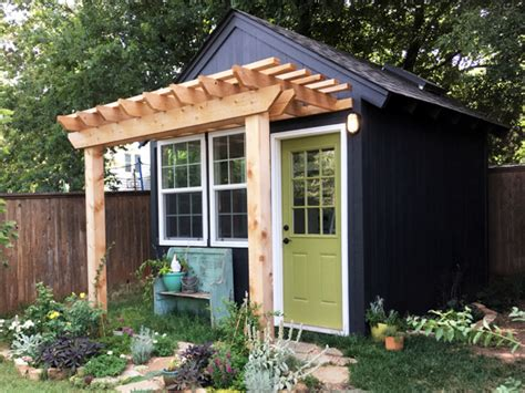 Shed Creative by Writing Shed Tara S Backyard Creative Shed Braid