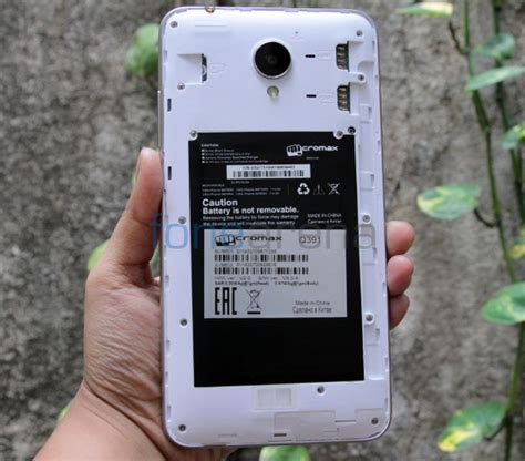 micromax doodle battery micromax canvas doodle 4 review wiregadget