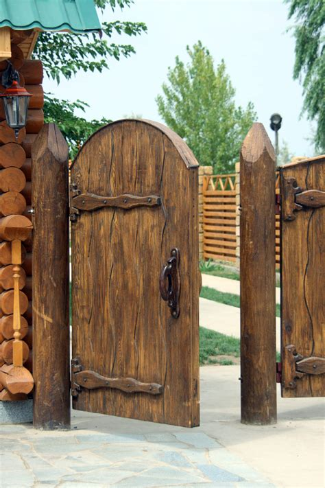 fence door affinity fence gate traditional exterior