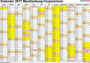 Kalender 2018 Mit Feiertagen Mv Kalender 2017 Mecklenburg Vorpommern Ferien Feiertage