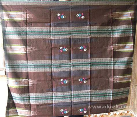 Sarung Tenun Kotabaru 5000 Benang 2 grosir baju muslim murah sarung tenun sgt 100 songket gulungan dari benang