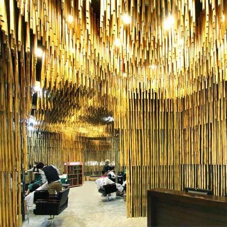 Pagar Kayu By Kenichi Craft 10 bangunan berbahan bambu paling menarik arsitektur