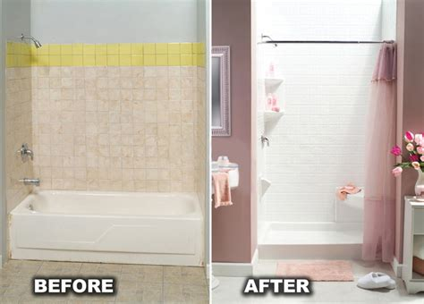 bathtub into shower tub to shower conversions san diego bath wraps