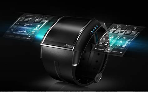 future technology gadgets watch with hologram display is this even available if