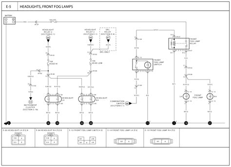 fog light relay wiring diagram r5 5 fog free repair guides wiring diagrams wiring diagrams 18 of
