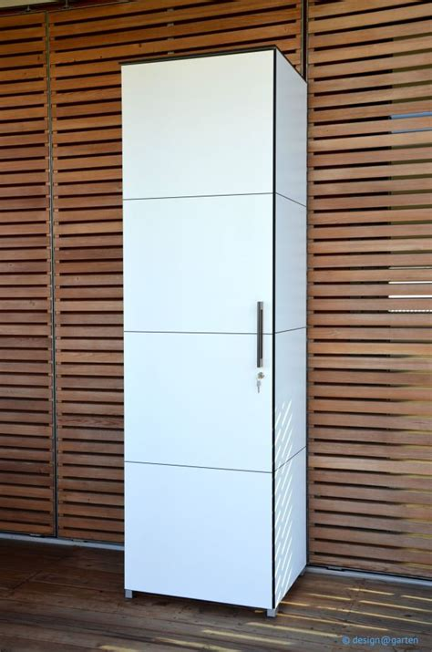 wetterfester schrank balkon gartenschrank outdoor schrank preise design garten