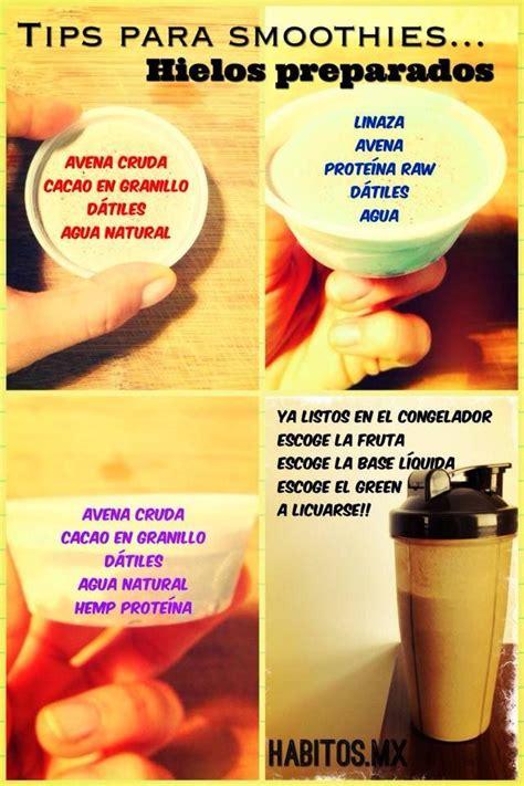 Does Detox Tea Work Yahoo by Hielos Preparados Para Los Batidos Batidos Y Zumos Para