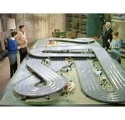 Slot Cars And Batman  Car Track Sets