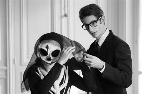 biography yves saint laurent hollywood s new clothes the limitless potential of