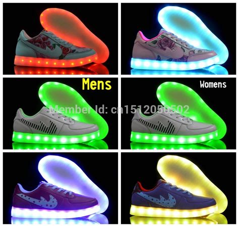 Pencils Original Shoes Premium Hight Quality new 2014 simulation led shoes in s fashion sneakers
