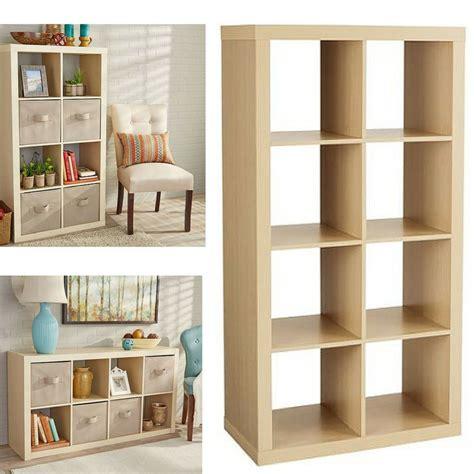 cube storage closet organizer shelves display tv stand