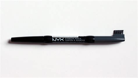 Nyx Retractable Eyebrow Pencil 1 brow pencil black hair what is the best eyebrow pencil for