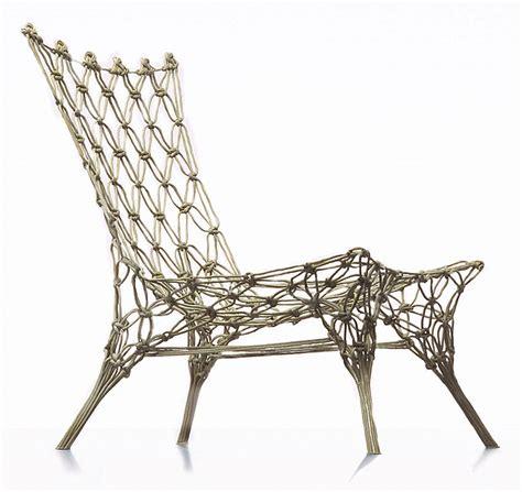 marcel wanders geknoopte stoel de stoelen van rietveld if then is now