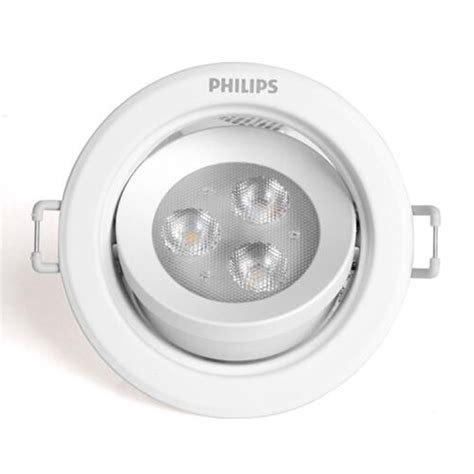 Luxmenn Downlight 7w White philips led downlight 7w 2700k white light