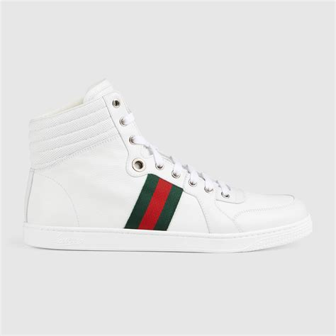 high top mens sneakers leather high top sneaker gucci s sneakers