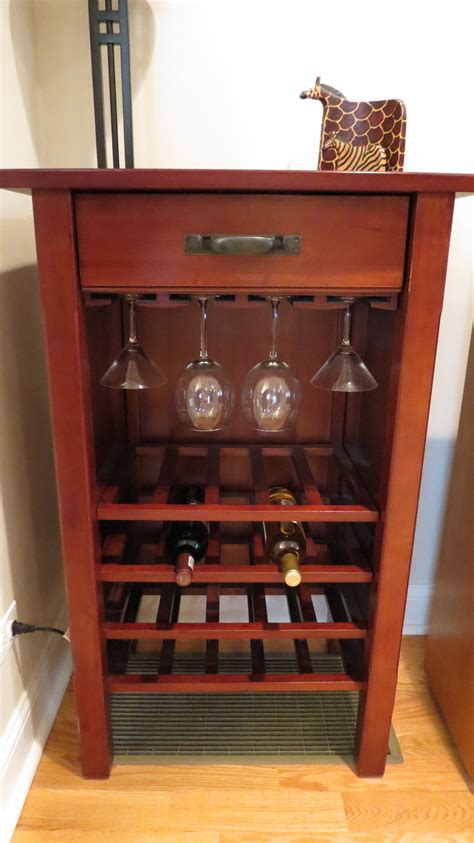 Crate And Barrel Wine Racks by Crate And Barrel Wine Rack Table For Sale Townconnection