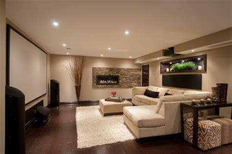 stunning ideas  designing  contemporary basement