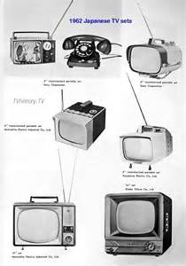 color tv show 1962 image gallery televisions from 1962