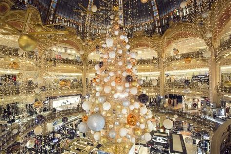 christmas tree in lafayette experience holidays and tree of galeries lafayette fab fashion fix