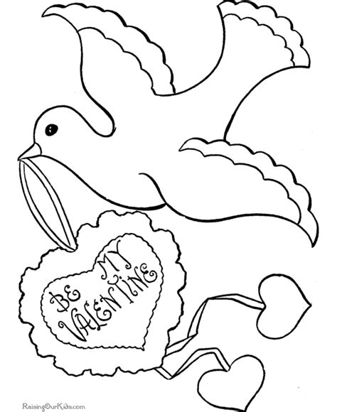 valentine coloring pages coloring pages