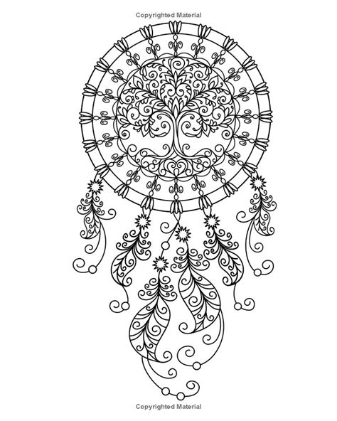 coloring books for adults volume 4 40 stress relieving and relaxing patterns anti stress art therapy series de 157 b 228 sta dreamcatcher coloring pages for adults