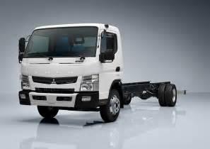 Truk Mitsubishi Canter Mitsubishi Fuso Canter Debuts Autoevolution