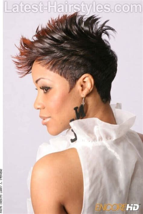 short natural hairstyles for square face 20 black women s hot hairstyles for square faces