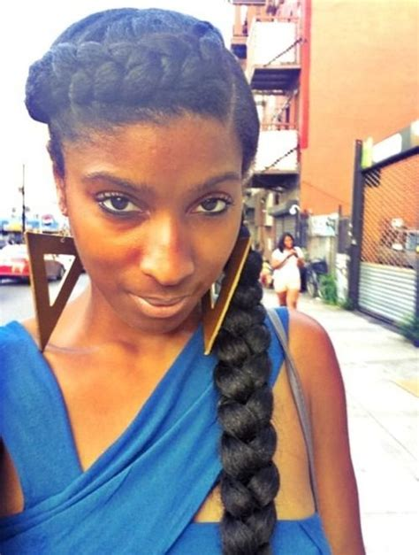 goddess braids love this style love your your skin too pretty braid love it to learn how to grow your hair