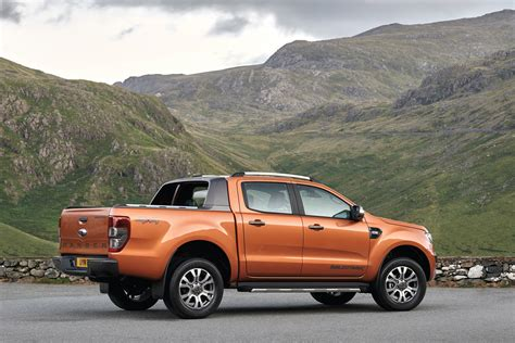ford ranger 2016 2016 ford ranger prepares to hit european showrooms