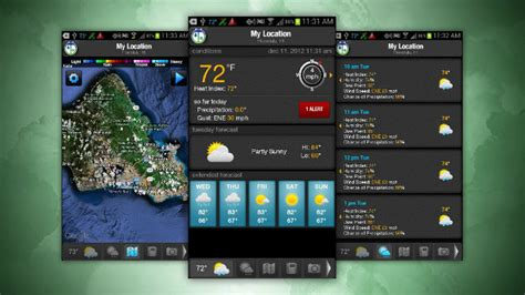 best weather app for android the best weather app for android