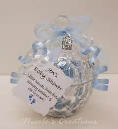 baby shower favors for boy it s a boy baby shower favors pretty jar