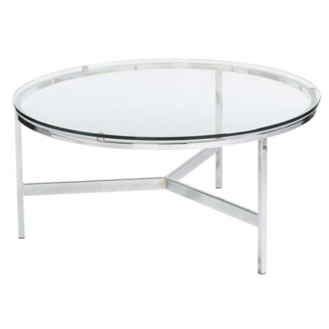 flato glass round coffee table buy glass coffee tables